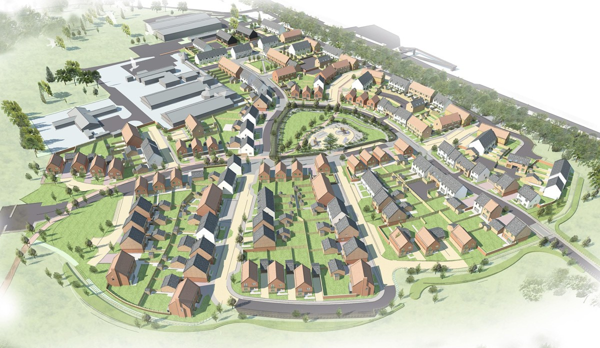 210 houses & care home