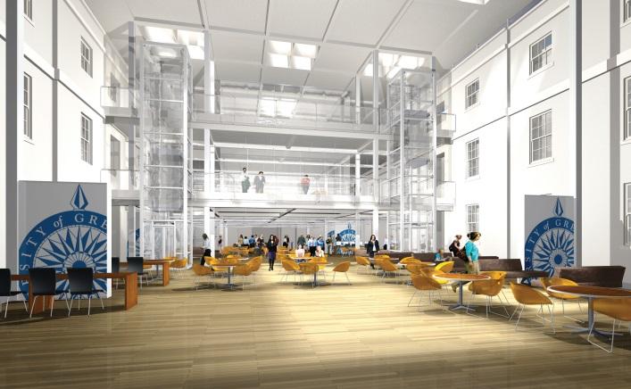 Campus refurbishment