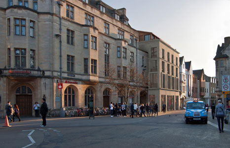Mixed-use city centre scheme