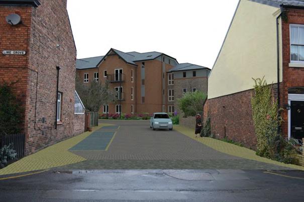Elderly accommodation