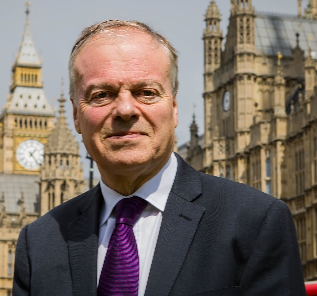 Image result for Clive Betts, chair of the committee.