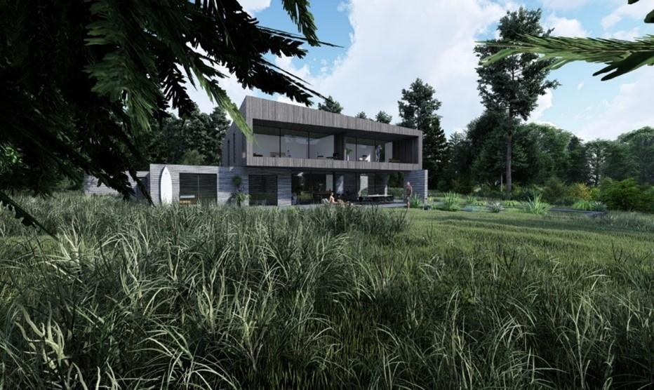 3 architect-designed new homes