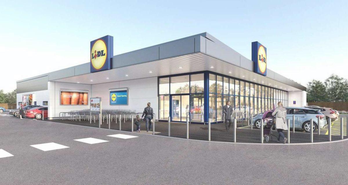 New supermarket